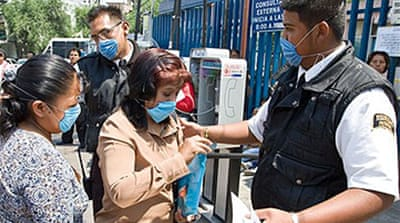 Deadly swine flu hits Mexico