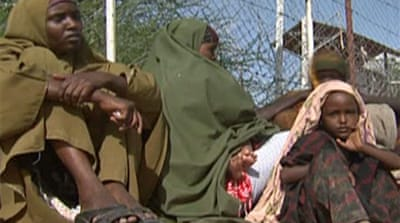 Video: Somalis 'abused' in Kenya