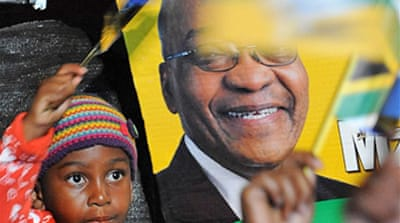 ANC wins South Africa poll