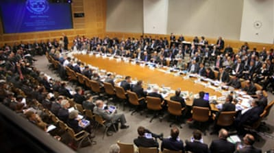 IMF-World Bank meeting criticised