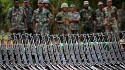 Sri Lanka rejects LTTE ceasefire