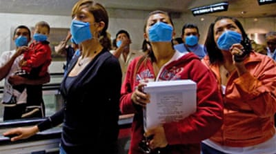 Fears grow as swine flu spreads