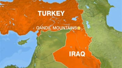Turkish troops enter northern Iraq