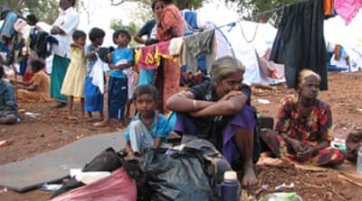 Colombo urged to protect civilians