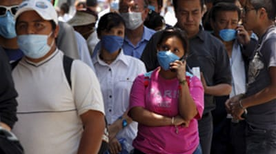 Mexico swine flu toll rises