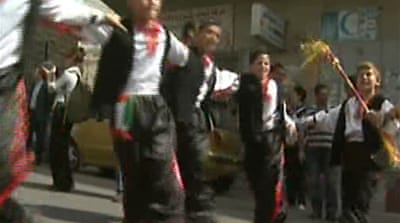 Video: Palestinian dance festival