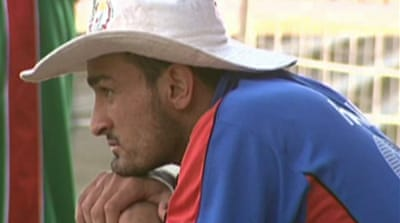 Afghanistan's cricket quest