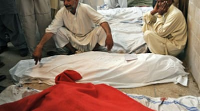 Deadly blast hits Pakistan mosque