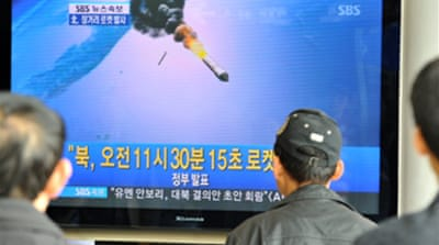 North Korea confirms rocket launch