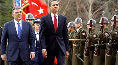 Obama praises strong Turkey ties