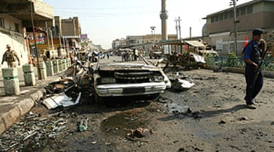 Deadly car bombs hit Baghdad