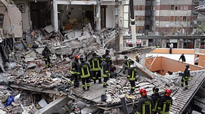 Italy earthquake toll rises