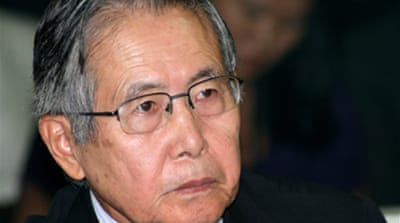 Ex-Peru leader guilty of corruption