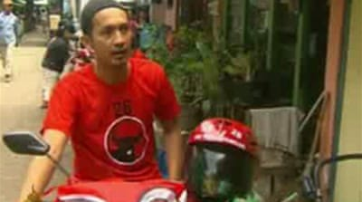 Video: Indonesian voter apathy