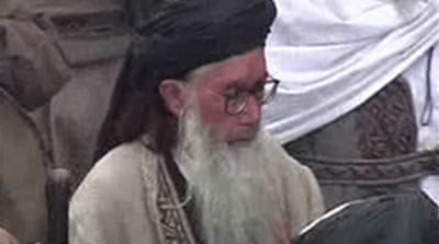 Pakistan pro-Taliban cleric charged