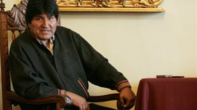 Morales to go on hunger strike