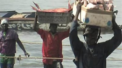 Video: Senegal faces fishing woes