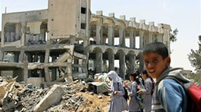 UN assesses trauma of Gaza conflict