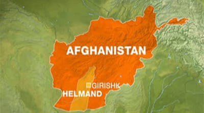 Suicide attacks hit Afghan province