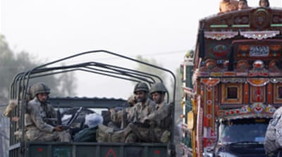 Pakistan steps up Taliban offensive
