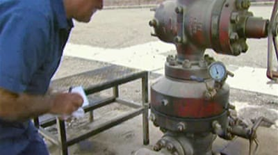 Video: Iraqis wary over oil summit