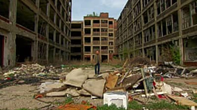 Video: Despair, revival in Detroit