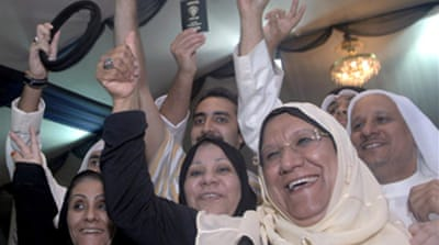 Kuwait elects first women MPs