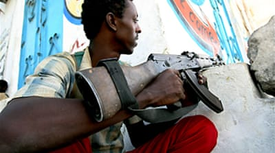 Somali fighters seize another town