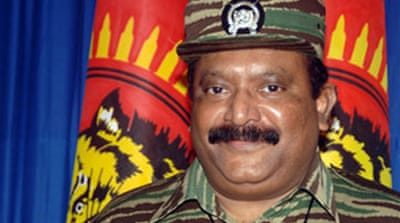 Sri Lanka rebel chief 'killed'