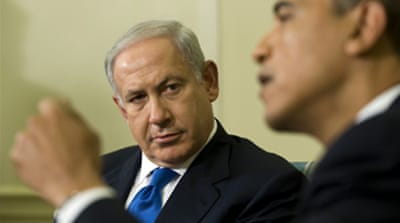Obama and Netanyahu differ in talks