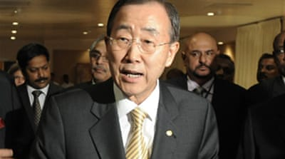 UN chief urges Sri Lanka inquiry