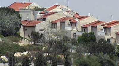 Video: Palestinians in settlements