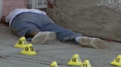 Video: Mexico's murder capital