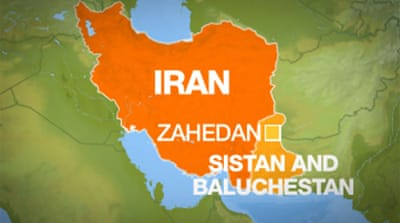 Several killed in Iran mosque blast