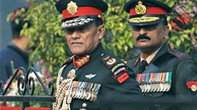 Nepal Maoists sack army chief