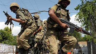 Pakistan army 'regains' Swat city