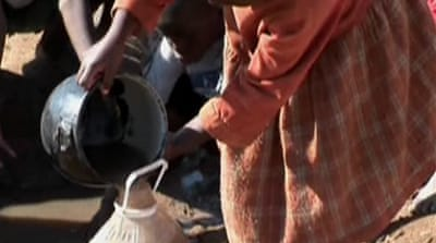 Video: Zimbabwe's water problem
