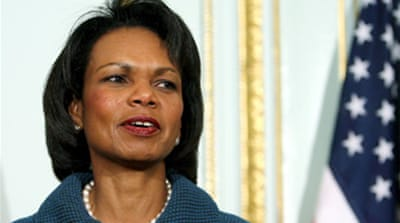 Rice dismisses torture claims