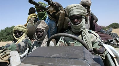 Darfur group signs temporary truce
