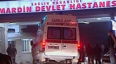 Dozens killed at Turkey wedding