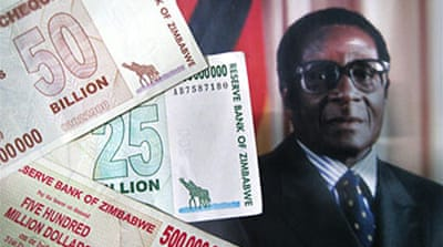 Banks give Zimbabwe cash lifeline