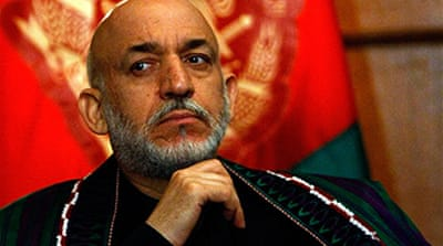 Karzai maintains Afghan poll lead