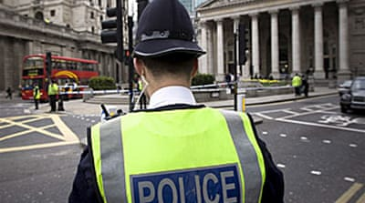 UK police face 'waterboard' claim