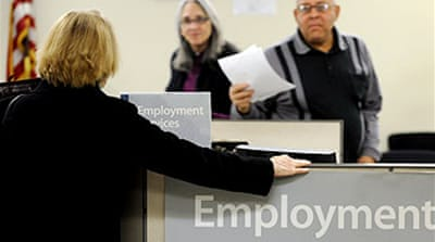 New US jobless claims fall