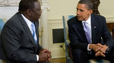 Obama offers Zimbabwe aid package