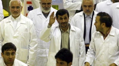 Iran defends new enrichment plant