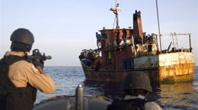 'Problems' in fight against piracy