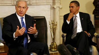 Settlements strain US-Israel ties