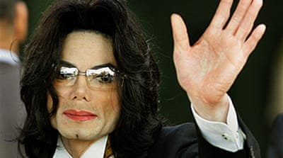Singer Michael Jackson dies at 50