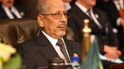 Ousted Mauritania president resigns